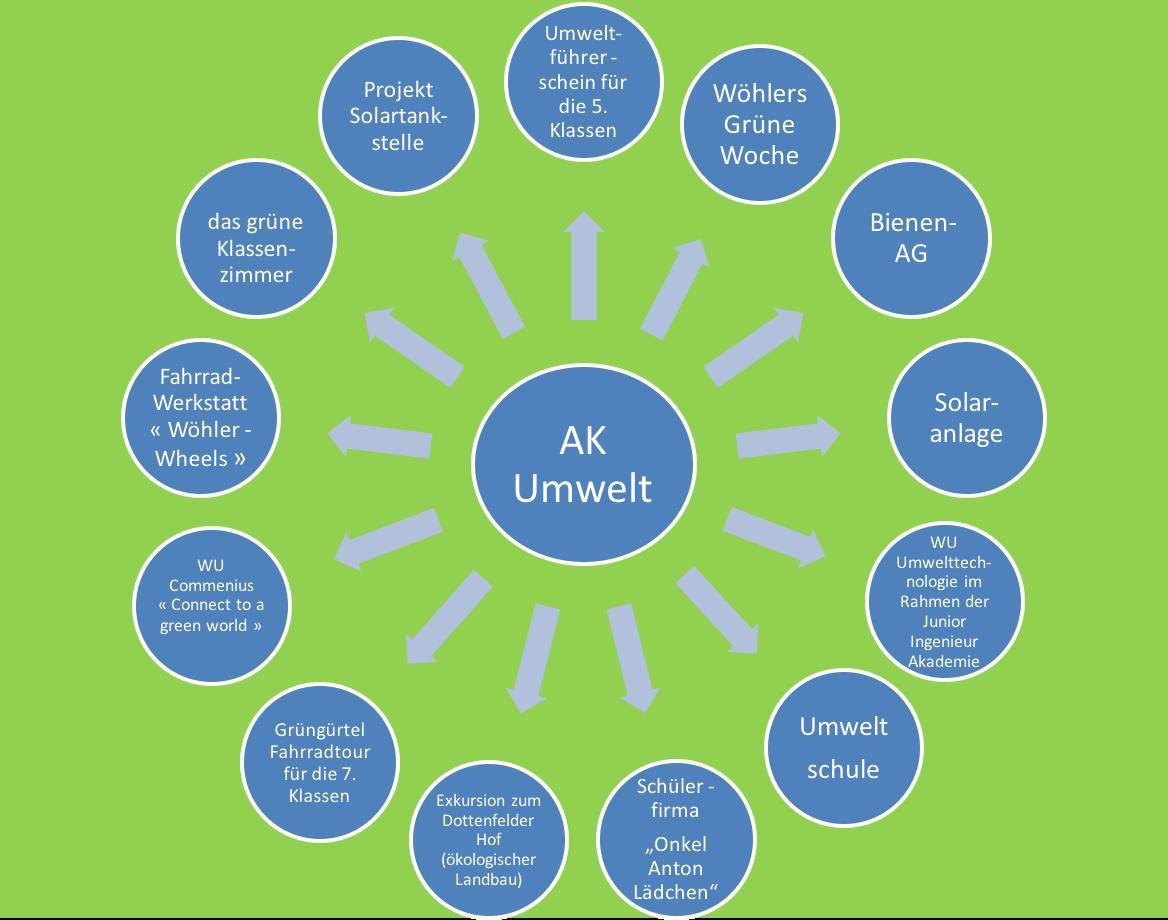AK Umwelt Diagramm
