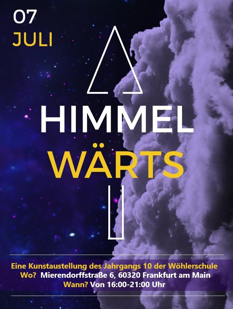 Himmelwärts_Plakat