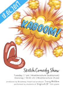 Sketch Comedy Schow